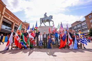 The Rugby World Cup comes to Coventry