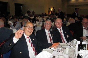 Dave McGovern,Paul Rourke & Matt Robinson
