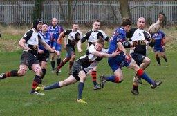 Saturday 29th March PaisleyRFC 1XV v's Birkmyre RFC