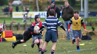 U11's Stourbridge Vs Wolves. 28.10.2012