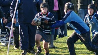 U11's Vs Redditch. 18.11.2012