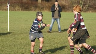 U11's Vs Tamworth & Silhilians. 16.12.2012