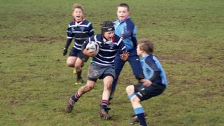 U11's Vs Redditch 17.02.2013