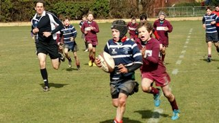 U11's 7's V Bromsgrove School Tournament 16.03.2013