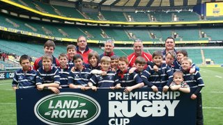 TWICKENHAM for SRFC U11's - Land Rover County Champions 2013