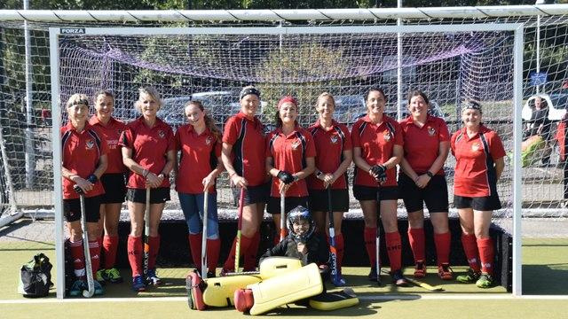 Southwick Ladies 2nds