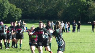 NAGRFC Ladies v Cranbrook RFC Ladies 16-09-18