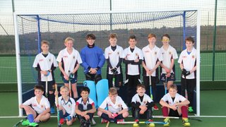 Andover u14 boys narrowly lose out on the road