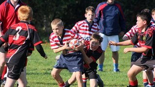 U12 vs Aldwinians and Glossop 12th October