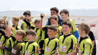 U12 Tour to Colwyn Bay - High Peak Barbarians