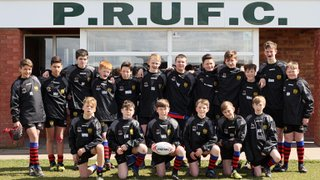 U13s Spartans vs Penrith 30th April 2016