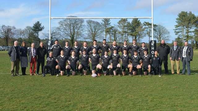 Holt RFC 1st XV