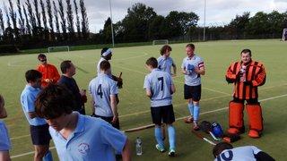 Mens 1st XI vs Durham City 29 Sept 2012
