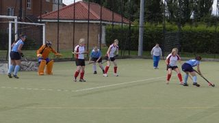 Ladies vs Games Club KO Cup R1 Sept 2013