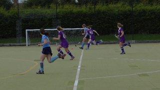 Ladies 1s vs Durham Uni 4s 5th October 2013