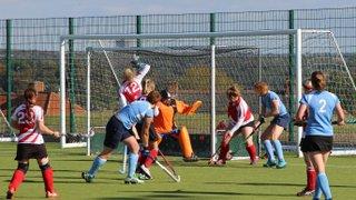 Ladies 1s vs Games Club (Cup)