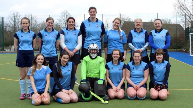 Broom extend their unbeaten run against our Ladies 2s