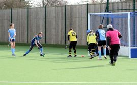 Ladies 2s back to winning form against Redcar