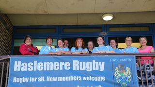 Women's Rugby gathering pace at Haslemere RFC