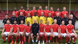 Uxbridge FC First Team 2019/20