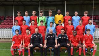 FA YOUTH CUP FIXTURE MONDAY 14th OCTOBER