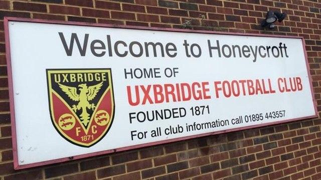 NEXT 1st TEAM FIXTURE  UXBRIDGE V AFC DUNSTABLE SAT 7th AUGUST 2021