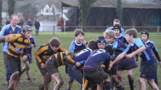 Ripon U13 v Wensleydale 6th Jan 2012