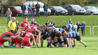 1st XV vs Keighley - 18th October