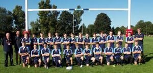 U16's New Season 2015 - 2016