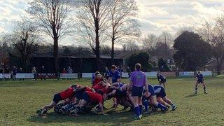 1st XV Match Report - Saturday 16th February