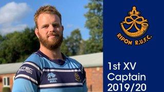1st XV Captain 2019/20