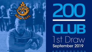 200 Club Starts September