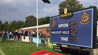 1st XV Match Report - Saturday 14th September
