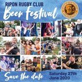 Ripon Rugby Club Beer Festival 2020