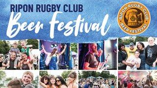 Ripon Rugby Club Beer Festival 2020