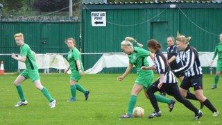 Gorleston Ladies v Harleston Town Ladies - Sun 16 Oct 2016