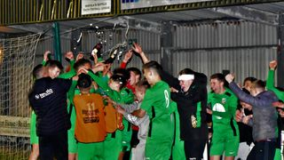 Under 18s Win the League