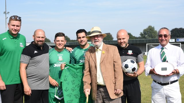 Nothing in the Cup for Greens as Rovers had the Special Blend