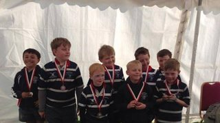 Runners up at Whitchurch Festival 13 April 2014