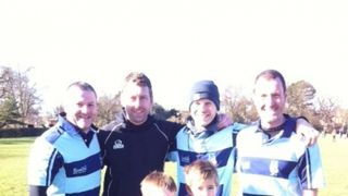 U7 Training at Russell Park (16/02/2014)