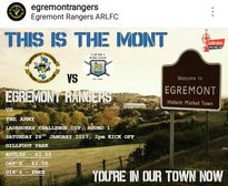 Egremont Rangers Instagram Account