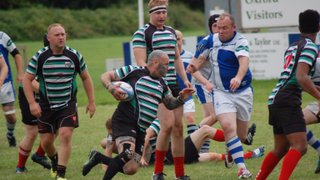 Nomads Vs Littlemore 2nd XV