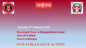 Barnstaple Town Preview