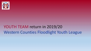 Youth Team return