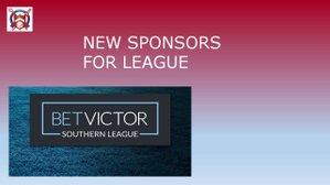 League's new sponsors