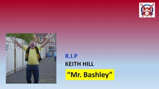 Bashley FC lose a great friend