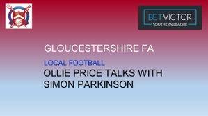 Ollie Price Talks