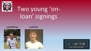 Two Loan-signings