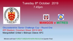Bishops Cleeve Preview