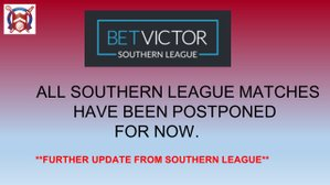 Southern League Football *UPDATE* - FINAL DECISION